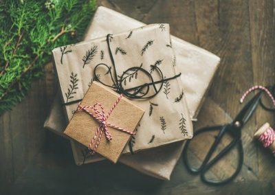 Servizio prenotazione regali